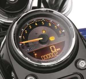 Harley Davidson Combi Digital Speedo 4inch FXDB XL FXDWG FXS FXSB