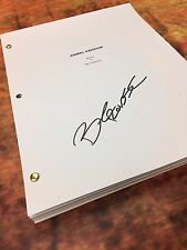 GFA Animal Kingdom - Craig * BEN ROBSON * Signed TV Episode Script AD1 COA