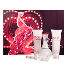 Can Can  Paris Hilton 4 Pcs Set With 3.4oz Edp Spray For Women New In