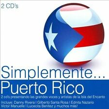Simplemente Puerto Rico [CD New]