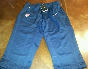 USWNT Nike rare Training 3/4 pants BNWT size  XL