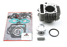 Honda C70 88cc Hi-comp BIG BORE KIT 82-83 PASSPORT CYLINDER PISTON  REBUILD