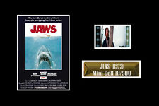 Jaws  mini filmcell , Richard Dreyfuss , fcs2046c