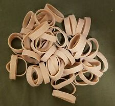 Parachute Rubber Bands Skydiving Rigging (100 Bands) Approx. 5oz