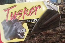 TUSKER BROADHEADS *STEALTH* 120g *GLUE ON* 6 pack NEW