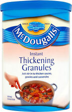 3 X 170g Mcdougalls Instant Thickening Granules - World Wide