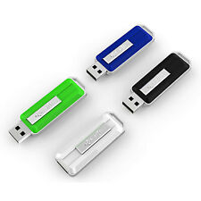 4 PACKS 4GB USB Flash Drives Memory Sticks Anti-skid Pendrives USB2.0 Stick US