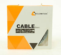 Ciclovation Basic Mountain/Road Bike Brake Cable, 1.6mm x 3500m