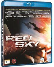 Red Sky Region Free Blu Ray