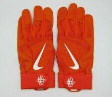 Nike Huarache Elite Guantes Bateo Hombre XL Equipo Naranja/Blanco