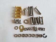 Weber 32/36 DGAV DGEV DGV Carburettor FULL Bolt Screw Kit inc Top Lid