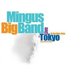 Mingus Big Band - Live in Tokyo at the Blue Note [New CD]