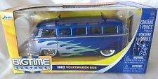 JADA TOYS 1962 VOLKSWAGEN BUS BIG TIME KUSTOMS
