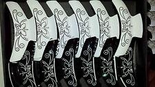 LOTTO 12 PZ Diamante Bianco e Nero per Capelli Clip Artiglio Morsetto Grip LOTTO all'ingrosso 21
