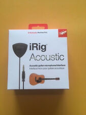 IK Multimedia iRig Acoustic Microphone Interface for Acoustic Guitars