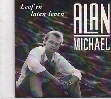 Alan Michael-Leef En Laten Leven cd single