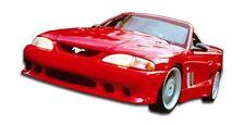 94-98 Ford Mustang Duraflex Colt Body Kit 4pc 110222