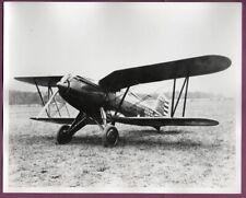 1928 Usaac Curtiss Xp-10 Pursuit Fighter 8x10 Original Photo
