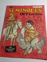 Vintage Kids Native American of the Seminole of Florida. (Paperback
