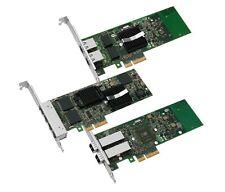 Interne Intel Netzwerkkarten mit PCI Express x4 Anschluss