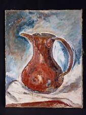 Claude COCHARD (1886-1973) Nature Morte au vase Huile sur toile Paris France
