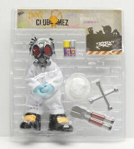 Mezco Hoodz Remix VAPOR Exc Action Figure NIP Urban Artist Vinyl Toy 2002
