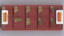 10pcs.inserts : SANDVIK N151.2-600-5E 1005  GROOVING