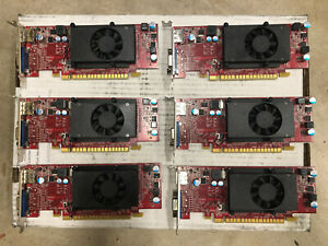 MSI Nvidia GeForce GT 620 1GB DDR3 Low Profile DisplayPort VGA Lot