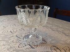 BEAUTIFUL CUT GLASS  CRYSTAL BOWL