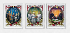 Latvia  LETTLAND 2017 100th Anniversary of Republic of Latvia - Science stamps