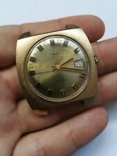 RARE Vintage TIMEX ELECTRIC 705 watch for spare
