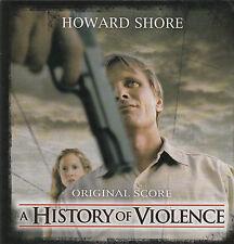 A History of Violence-2005-Score-Original Movie Soundtrack-14 Track-CD