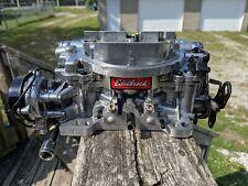 Edelbrock 1813 Thunder Series AVS Carburetor 800 CFM Mustang HO Firebird Comaro
