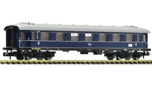 Fleischmann 863104 N Gauge F-Zug Car 2.Kl Blue