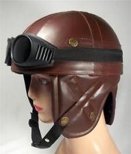 Motorcycle Retro Vintage *WILD HOGS* Helmet +2 Goggles