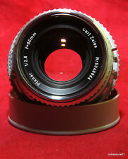 AS IS Hasselblad Zeiss 80mm f/2.8 Planar Synchro-Compur C Lens for 500 501 503