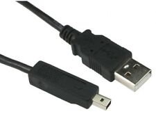USB Cable A to 4 Pin Mini B for Fuji Fujitsu FujiFilm FinePix Digital Cameras