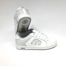 Etnies Kids Digit SMU weiß grau  Schuhe Turnschuhe Sneaker Gr. 37,5 / 5