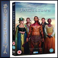 JAMESTOWN SEASON 2 COMPLETE  SECOND SEASON **BRAND NEW DVD