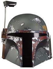 STAR WARS - Boba Fett Black Series Premium Electronic Helmet Replica (Hasbro)