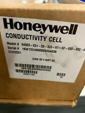 New Honeywell CONDUCTIVITY CELL 04908-X01-55-333-X1-02-000-000-000 Warranty