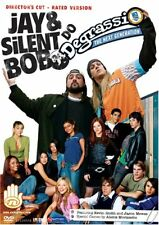 Jay and Silent Bob Do Degrassi Next Generation New DVD Funimation Directors Cut