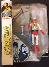 """Jay and Silent Bob Strike Back JASON MEWES  """"Chronic"""" Signed Action Figure Toy"""
