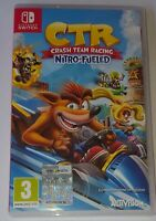 _( CTR Crash Team Racing Nitro Fueled PAL ITA x Nintendo Switch & Lite)_