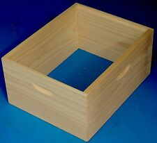 Beekeeping - 4 bee boxes 8 frame full depth RTA - postage extra