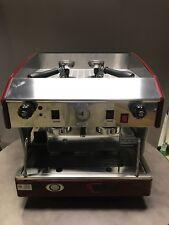 Wega Atlas Epu Semi Automatic Espresso Cappuccino Machine 2 Group