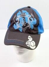 6bb30bccdc43c Michelin Baseball Cap Hat With Adjustable Blue Gray Michelin Man Logo