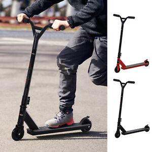 Pro Stunt Scooter Tretroller Freestyle Tricks PU-Rollen ab 14 Jahren Alu 2