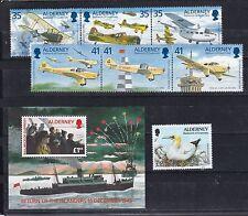 Alderney postfrisch 1995 Jahrgang