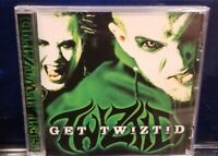 Twiztid - Get Twiztid EP CD Alt Cover insane clown posse blaze ya dead homie mne